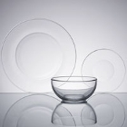 Libbey Moderno Glass Dinnerware