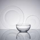 Libbey Moderno Glass Dinnerware