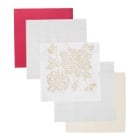 Linen-Feel Dinner Napkins