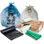 Low Density Trash Can Liners / Garbage Bags