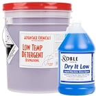 Machine Dish Washing & Sanitizing Chemicals