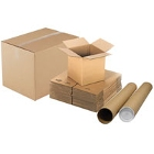 Mailing Boxes and Tubes