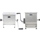 Commercial Meat Mixers and Sausage Mixers