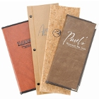 Menu Covers and Boards