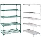 Metro Super Adjustable Wire Shelving Units