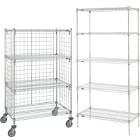 Metro Super Erecta Wire Shelving