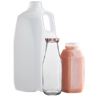 Milk & Juice Bottles