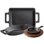 Mini Cast Iron Servingware