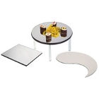 Mirror Serving and Display Platters / Trays