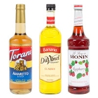 Mixed Drink Flavoring Syrups
