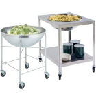 Mobile Mixing Bowl Stands / Carts