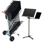 Music Stands and Stand Dollies