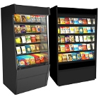 Non-Refrigerated Display Cases