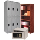 Office Storage and Safes