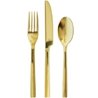 Oneida Chef's Table Gold Flatware 18/0
