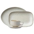 Oneida Knit Porcelain Dinnerware