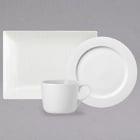 Oneida Lines Porcelain Dinnerware