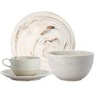 Oneida Marble Porcelain Dinnerware