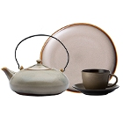 Oneida Rustic Porcelain Dinnerware