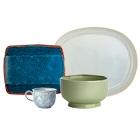 Oneida Studio Pottery Porcelain Dinnerware