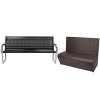 commercial outdoor benches outdoor bench seating webstaurantstore - Outdoor Benches
