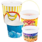 Paper Food Buckets / Chicken Buckets