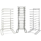 Pizza Pan Racks and Dough Box Racks