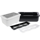Plastic Food Pan Accessories