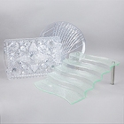 Plastic Serving and Display Platters / Trays