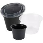 Plastic Souffle / Portion Cups & Lids
