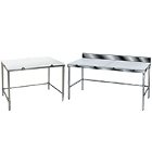 Poly Top Work Tables