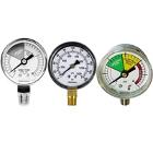 Pressure and Temperature Gauges