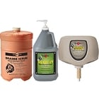 Pumice Hand Soap and Heavy-Duty Soap Dispensers