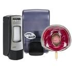 Push Button Commercial Soap Dispenser Systems
