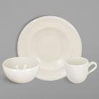 RAK Porcelain Anna Ivory Porcelain Dinnerware