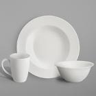 RAK Porcelain Banquet Ivory Porcelain Dinnerware