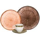 RAK Porcelain Woodart Porcelain Dinnerware