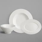 RAK Porcelain Fine Dine Ivory Porcelain Dinnerware