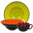 RAK Porcelain Fire Porcelain Dinnerware