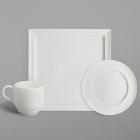 RAK Porcelain Classic Gourmet Ivory Porcelain Dinnerware