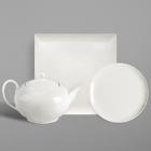 RAK Porcelain Nano Ivory Porcelain Dinnerware