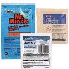 Ready-to-Use Chemical Portion Packs & Tabs