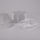 Rectangular Retail Take-Out Containers and Sandwich Wedge Containers
