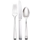 Reed & Barton East End Mirror Flatware 18/10