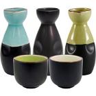 Sake Cups and Bottles