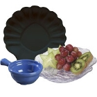 SAN and ABS Plastic Dinnerware