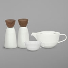 Schonwald Allure Bone White Porcelain Dinnerware