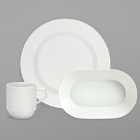 Schonwald Connect Continental White Porcelain Dinnerware