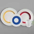 Schonwald Donna Senior Colorful Porcelain Dinnerware