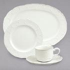 Schonwald Marquis White Porcelain Dinnerware